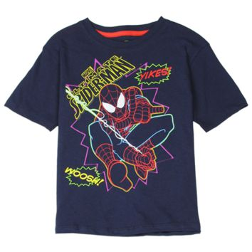Spiderman Little Boy's Ultimate Spiderman Tee