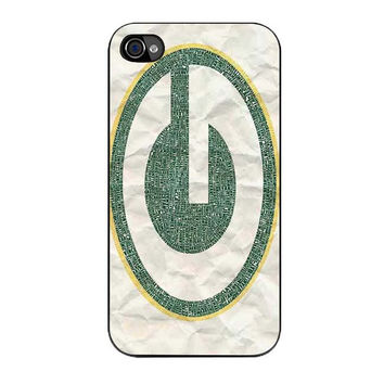 green bay packers nfl iPhone 4 4s 5 5s 5c 6 6s plus cases