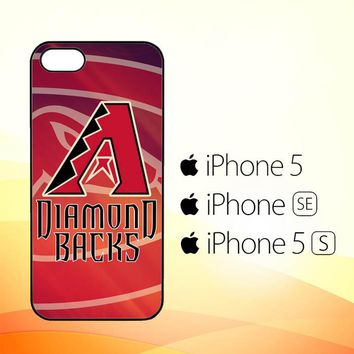 Diamondback Baseball Z3252  iPhone 5|5S|SE Case