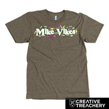 Mike and Vikes Archer t-shirt | celebrate the new season of Archer in style