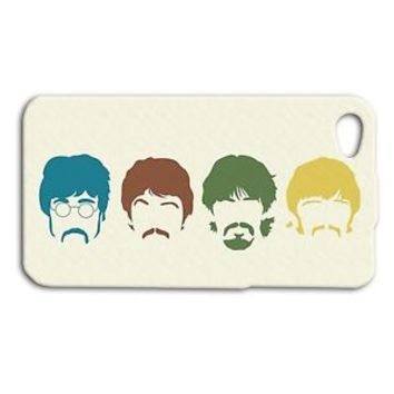 The Beatles Funny Face Fun Cute Phone Cover iPhone 5 5s 4 4s 5c 6 6s Plus + Case