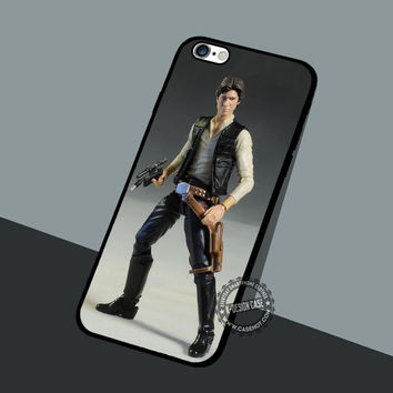 Greedo & Han Solo - iPhone 7 6 5 SE Cases & Covers