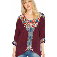 Johnny Was Women's Rosa Blouse