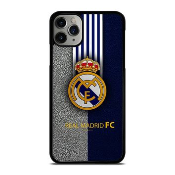 REAL MADRID FC LOGO iPhone Case Cover