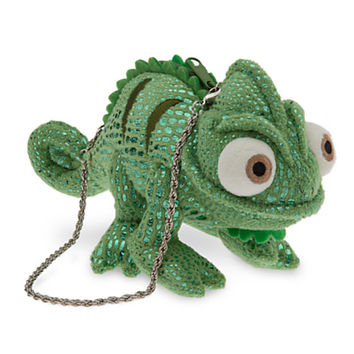 Disney Pascal Plush Purse - Tangled | Disney Store