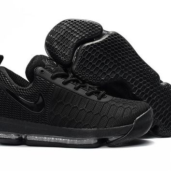 Nike KD 9 All Black Basketball Shoes Sale