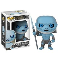 Game of Thrones White Walker Pop! Vinyl Figure - Funko - Game of Thrones - Pop! Vinyl Figures at Entertainment Earth