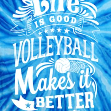 Shop life is good t shirts on wanelo for Life is good volleyball t shirt