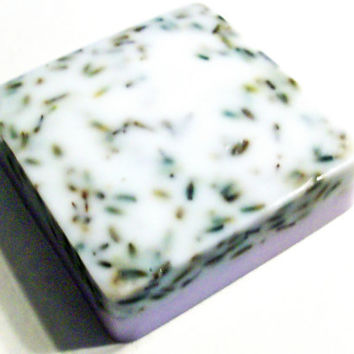 handmade scented Shea Butter  soap - Lavender