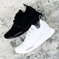 x1love :ADIDAS NMD R1 Casual running shoes