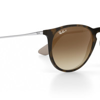 Look who's looking at this new Ray-Ban erika sunglasses