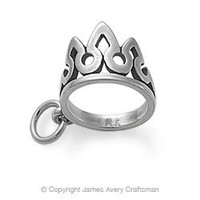 Tiara Charm from James Avery