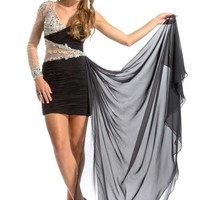 Party Time Gown 6161 Prom Dress - PromDressShop.com