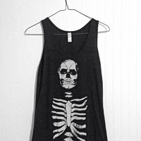 The Maine - Forever Halloween Tour tank-top