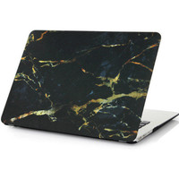 """Tech Rubberized Hard Shell Matte Marble Case Best Protection Nanometer Cover for MacBook Air 11.6""""  , Air 13.3 , Pro 13.3"""" , Pro 15.4"""" , Retina 15.4"""" , Retina 13.3"""" , Retina 12"""""""