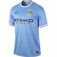 Manchester City Jersey 2013 2014