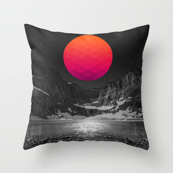 It Was Always There Throw Pillow by Soaring Anchor Designs   Society6