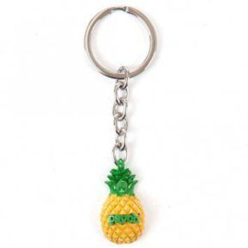 Psych Pineapple Keychain