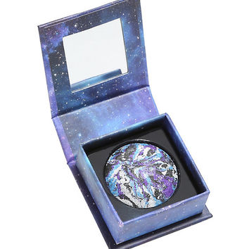Blackheart Beauty Blue Galaxy Eye Shadow Box