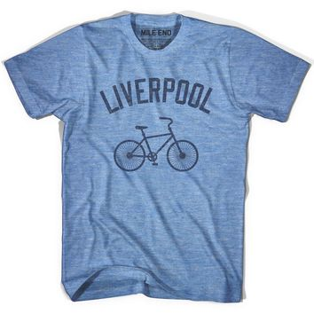 Liverpool Vintage Bike T-shirt