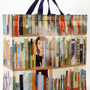 Book Bag Shopper (Great for Groceries, Clothes, You Name It!)