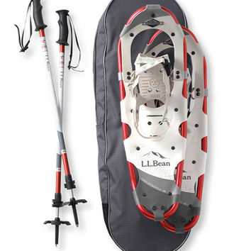 Women's Pathfinder Snowshoe Package   Free Shipping at L.L.Bean