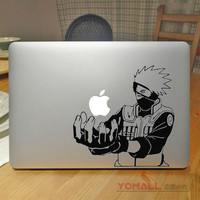 Naruto: Kakashi Laptop Decal