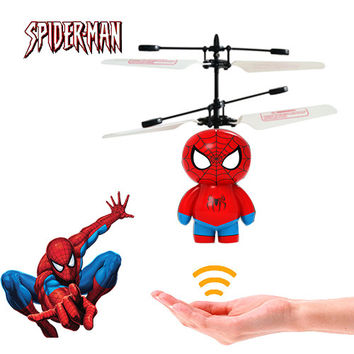 Spider Man Remote Control Helicopter