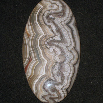 Crazy Lace Agate Handmade Cabochon