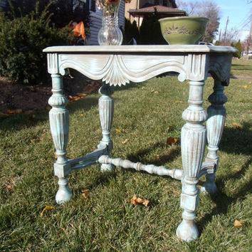 Super Best Shabby Chic Accent Table Products On Wanelo Home Interior And Landscaping Palasignezvosmurscom