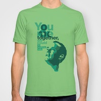 Dave Matthews Band - You And Me T-shirt by Diego Maricato