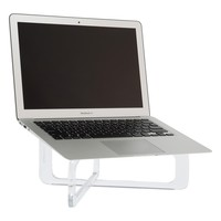 Clear GhostStand for Macbook by Twelve South