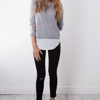 Gab & Kate Dock Side Sweater