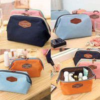 Iconic Frame Cosmetic Portable Pouch Bags