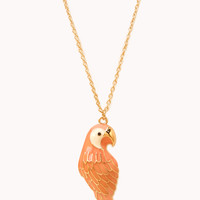 Quirky Bird Pendan
