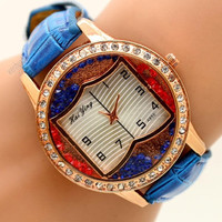 Womens Book Watch