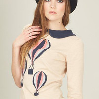 Up and Away Sweater