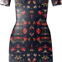 Hipster Dress created by Maioriz | Print All Over Me