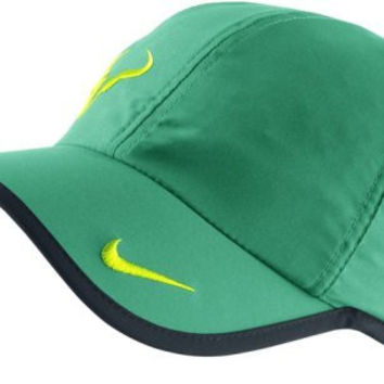 Atomic Teal NIKE Nada Bull Adult Cap DRI-FIT FEATHERLIGHT Tennis Hat