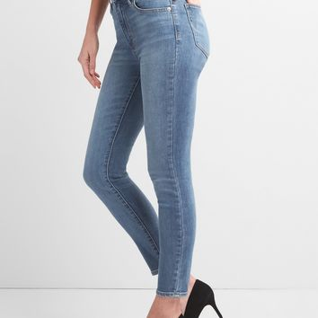 Washwell Super High Rise Curvy True Skinny Jeans | Gap