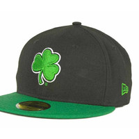 Notre Dame Fighting Irish NCAA 2 Tone Black and Team Color 59FIFTY