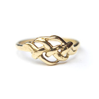 Dainty Ring Series - Promise