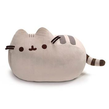 Pusheen the Cat Super Jumbo 41-Inch Plush - Gund - Pusheen - Plush at Entertainment Earth