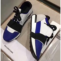 2018 Original BALENCIAGA fashion casual shoes