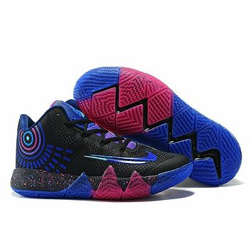 nike kyrie irving 4 playoff sport shoes us7 12-1