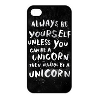 Unicorn Cell Phone Case Iphone 5/5S-LAST ONE