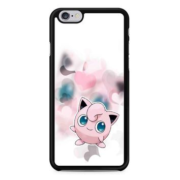Pokemon Jigglypuff 2 iPhone 6/6S Case
