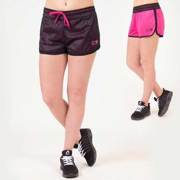Gorilla Wear Women's Madison Reversible Shorts