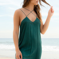 ACACIA SWIMWEAR - Kama'aina Dress | Seaweed