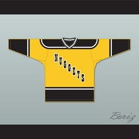 Stosh 11 Nuggets Hockey Jersey MVP: Most Valuable Primate